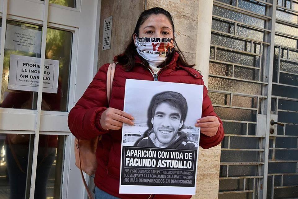La justicia confirmó que el cuerpo hallado en la zona de Villarino Viejo es de Facundo Castro