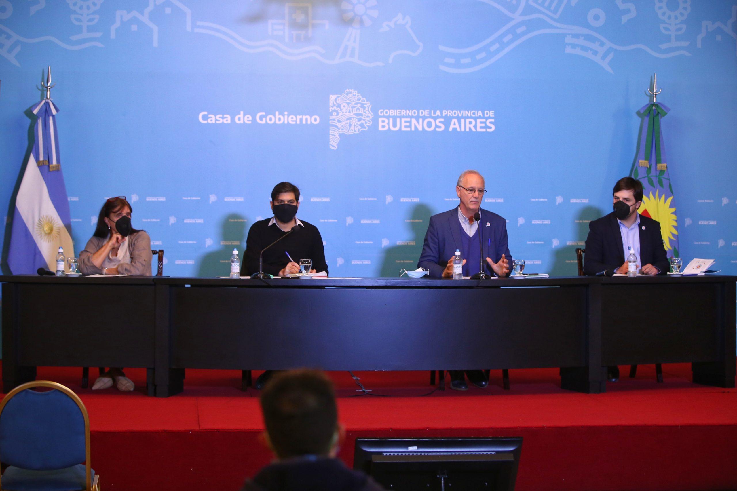 La Provincia presentó una nueva estrategia en gestión de información del COVID-19