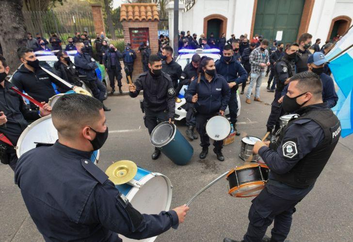 El Frente de Todos repudia actitudes intimidatorias de la Policía Bonaerense