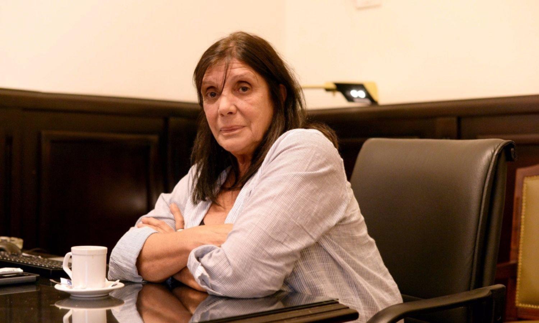 """Teresa García: """"Después de 30 años hay un horizonte certero"""""""