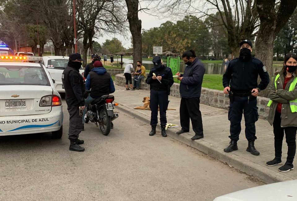 La Municipalidad cobrará multas de hasta 135 mil pesos por infracciones de tránsito