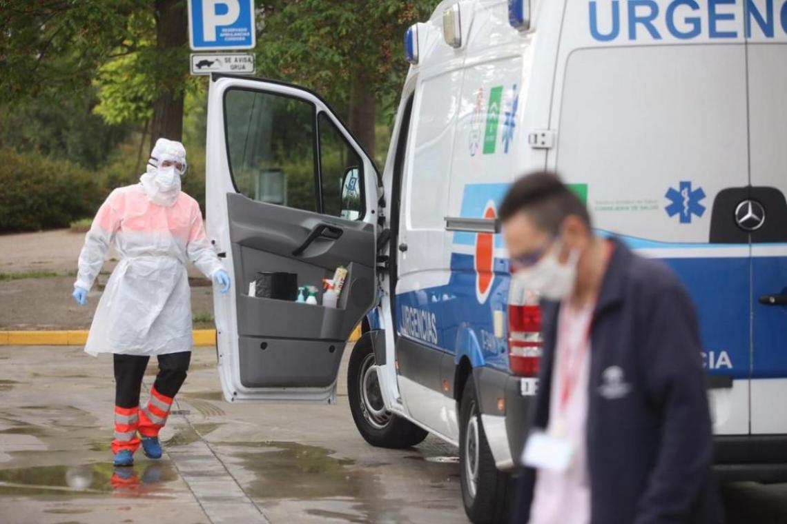Hoy fueron confirmados 15.099 nuevos casos y 515 Muertes de COVID-19.