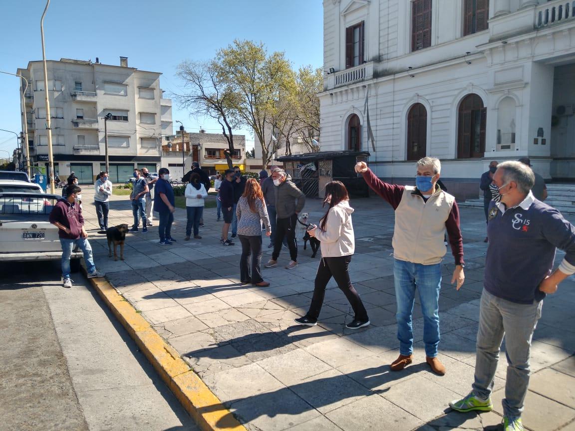 Los autoconvocados del Centro Cerrado Leopoldos Lugones y dos reuniones Importantes