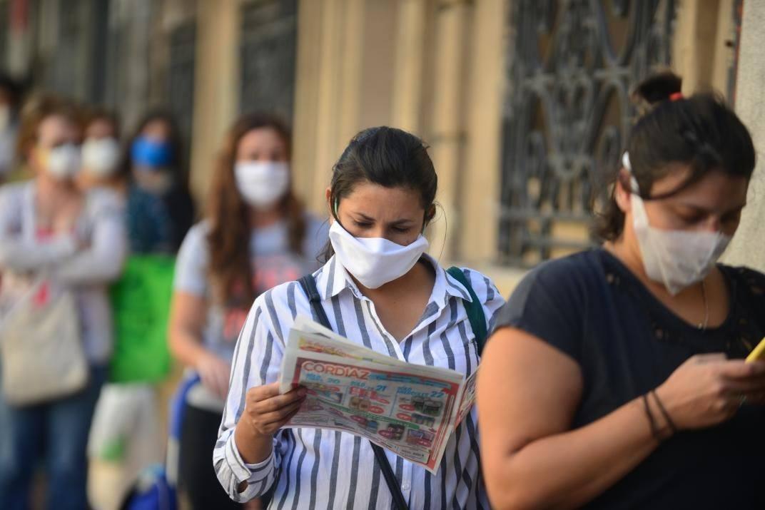 287 casos activos y 32 muertes la triste estadística del Covid-19 en Azul