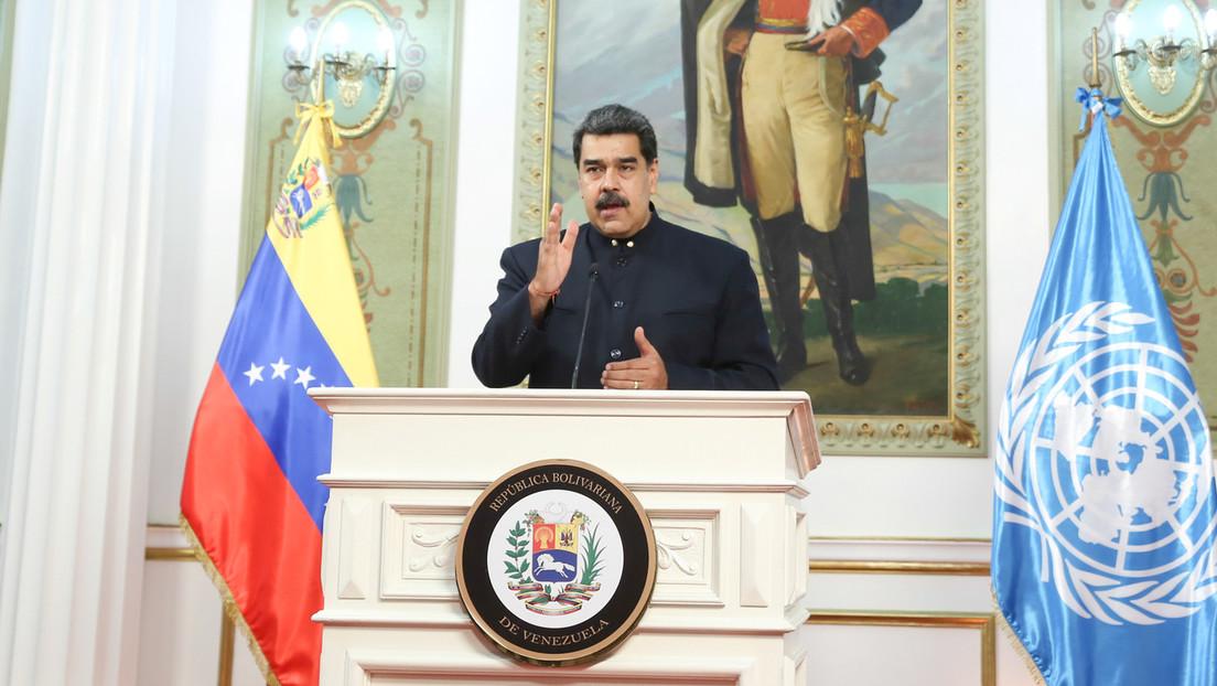 """Maduro anuncia que Venezuela desarrolló un fármaco que anula el covid-19 """"al 100%"""""""