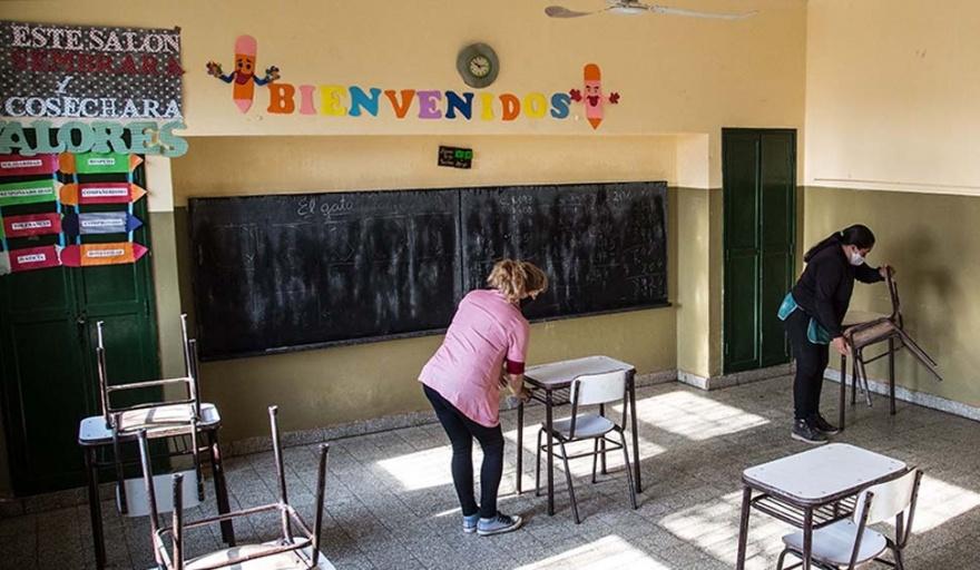 ¿Como será el regreso progresivo a las clases presenciales en territorio bonaerense?