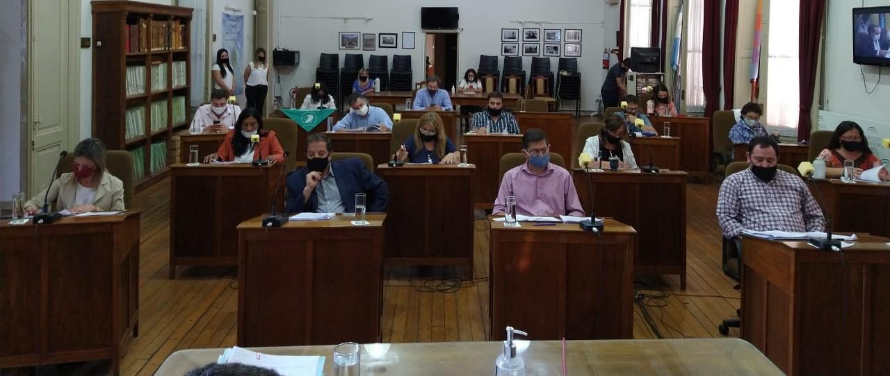 Concejo Deliberante: se realizaron las últimas sesiones ordinarias del ejercicio 2020