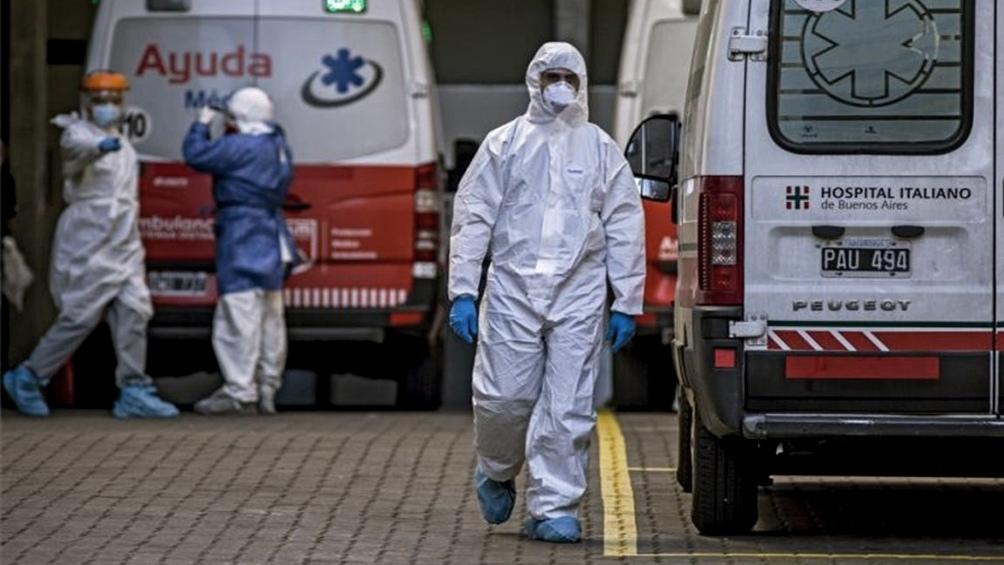 Otras 212 personas murieron y 5.331 fueron diagnosticadas con coronavirus en el país