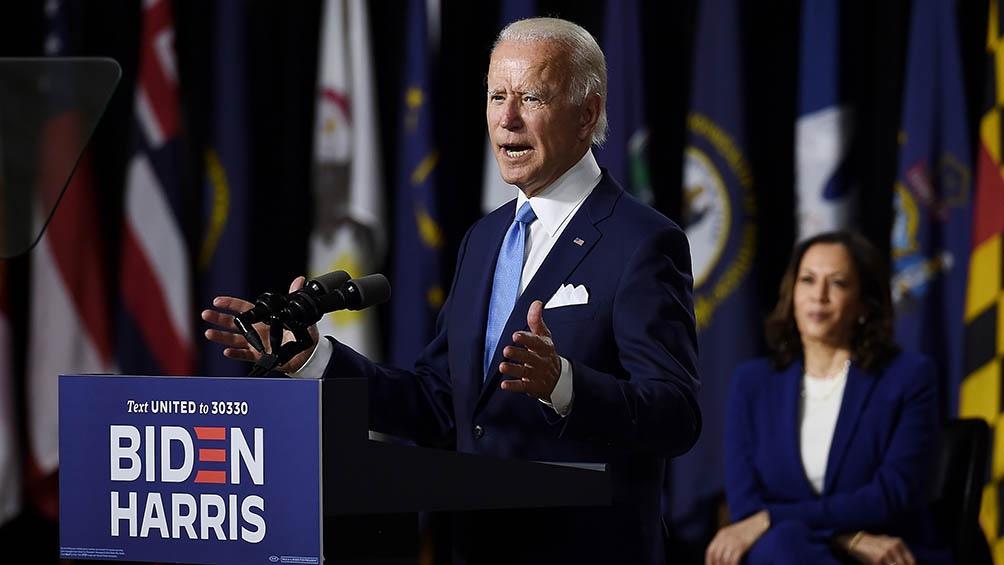 Biden señaló prioridades de gestión y Trump siguió sin reconocer el resultado electoral