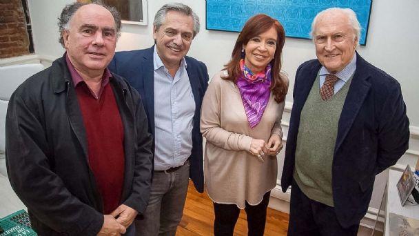 """Cristina Kirchner: """"Solanas logró con talento inigualable la mágica fusión de cine y política"""""""