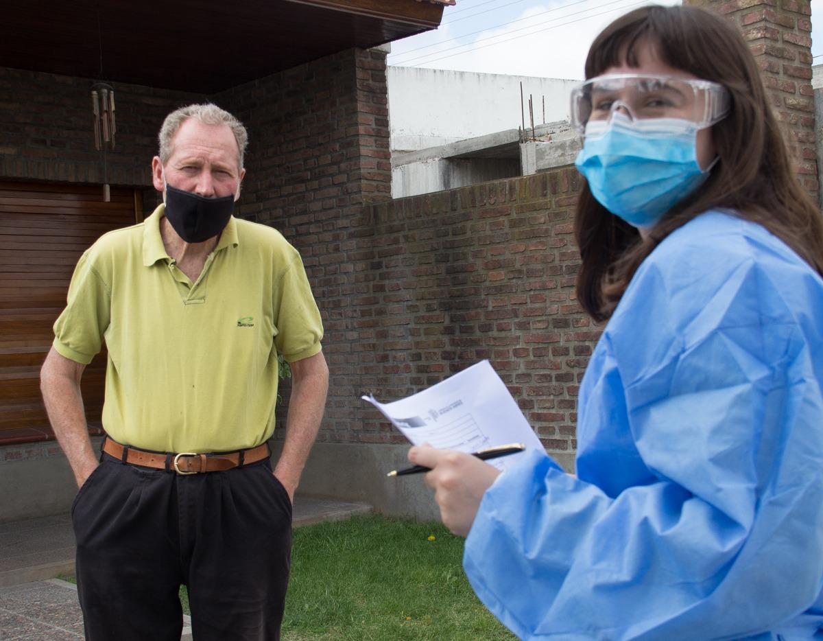 El Frente de Todxs alerta sobre la complicada situación epidemiológica en Azul