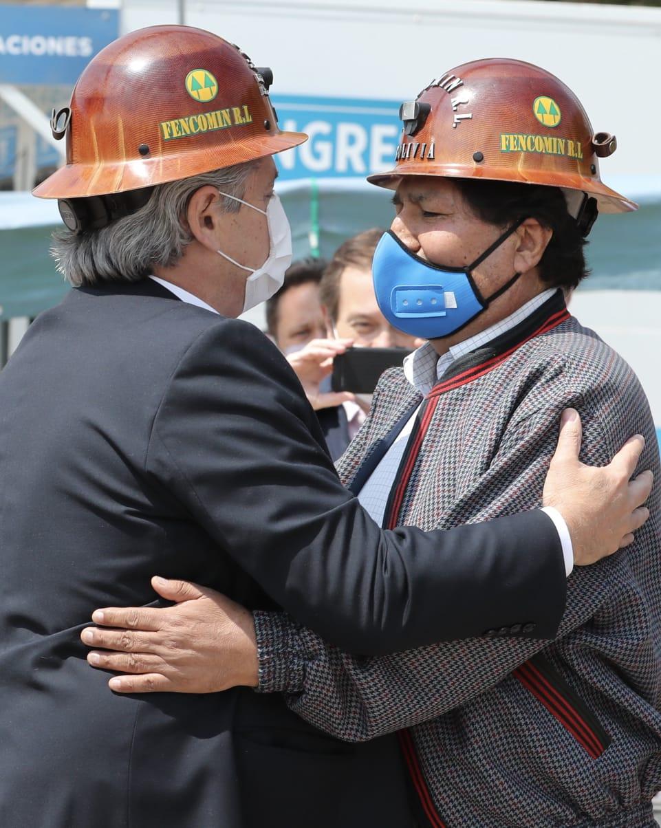 """Alberto Fernández: """"El pueblo no se equivoca y ha vuelto por las urnas a reivindicar el proyecto que Evo representa"""""""