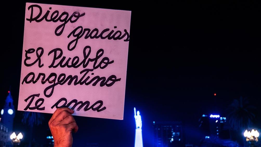 Carta abierta de privados de libertad de una cárcel bonaerense para Maradona y sus familiares