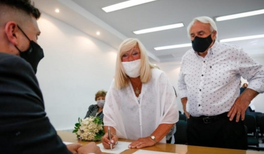 En territorio bonaerense se habilitaron los casamientos: serán con barbijo y sin invitados