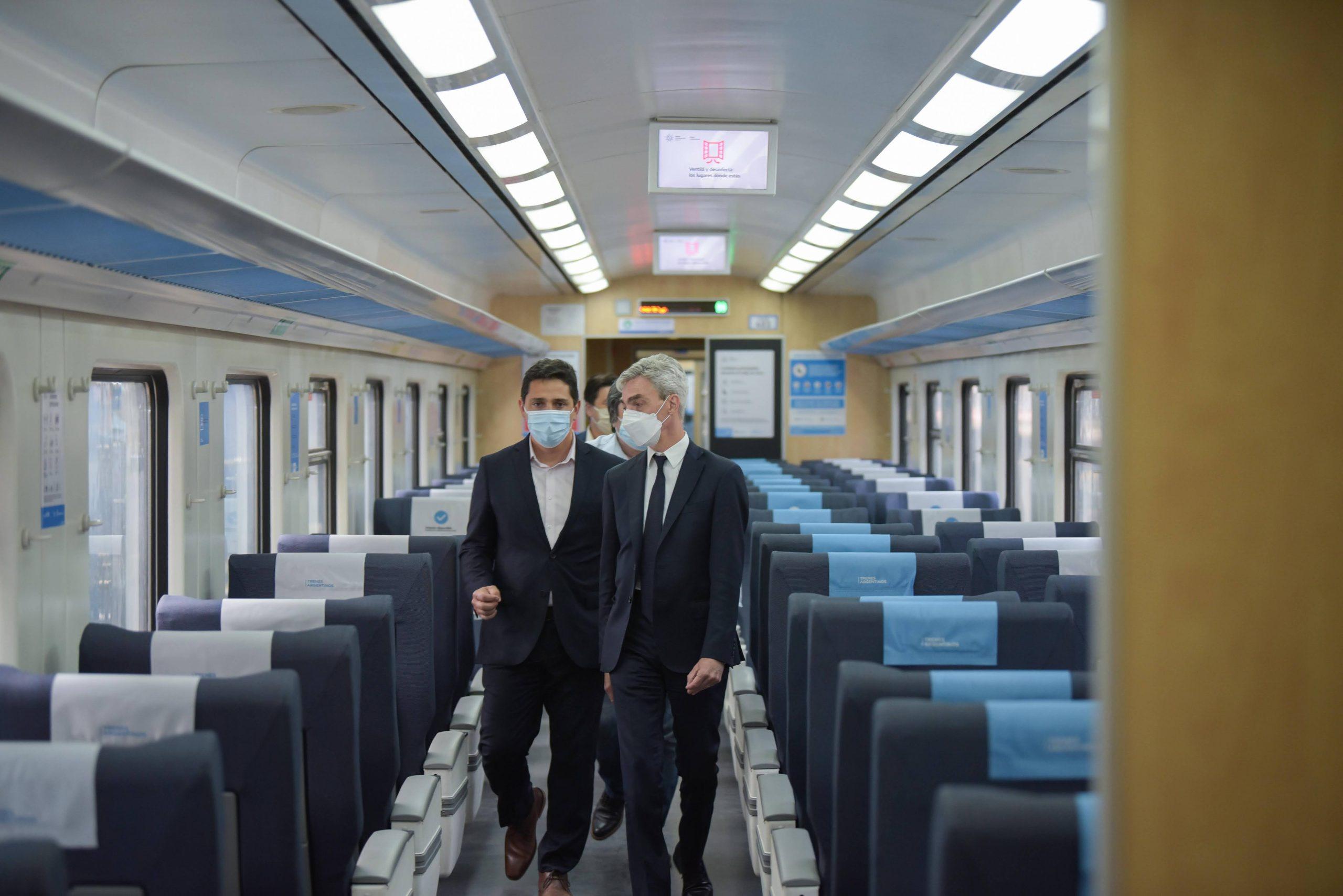 Vuelve el tren!!!