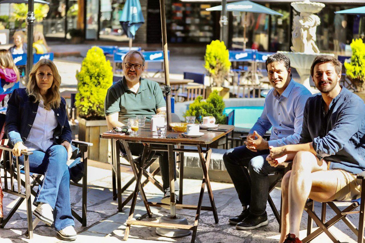 Lordén termina el 2020 con recorrida provincial y trabajo transversal con dirigentes de JxC