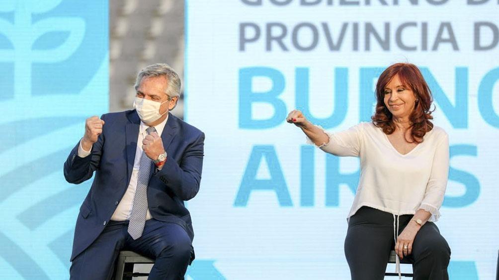 """Cristina pronostica un crecimiento para 2021 y pide que el beneficio no sea para """"tres o cuatro vivos"""""""