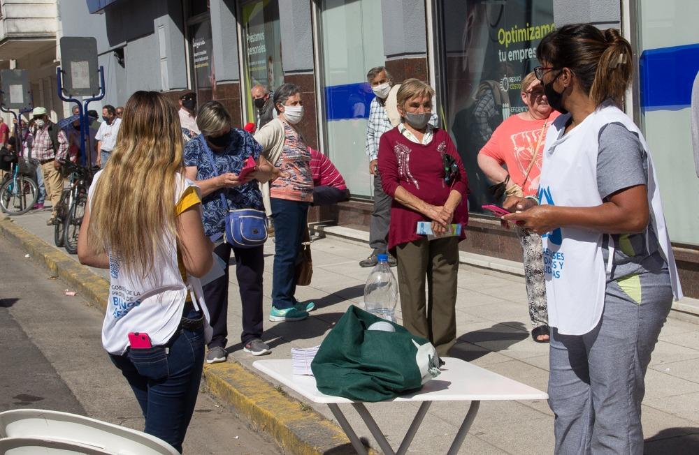 El programa Bonaerenses Solidarios llegó a Azul