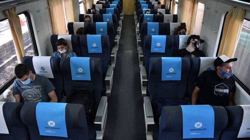 El tren de Constitución a Bahía Blanca vuelve a su frecuencia normal