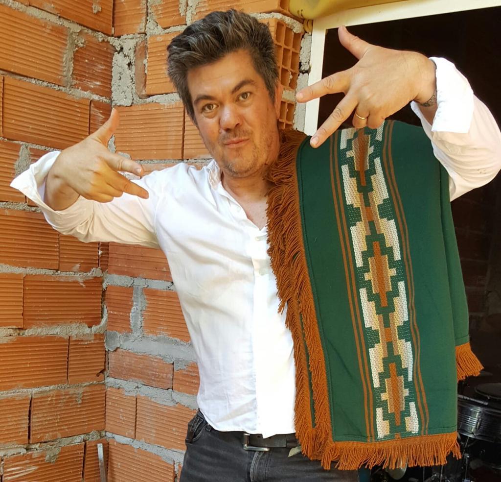 """Guillermo Chiodi: """"Me siento hijo del rock nacional pero nunca abandoné las raíces folklóricas"""""""