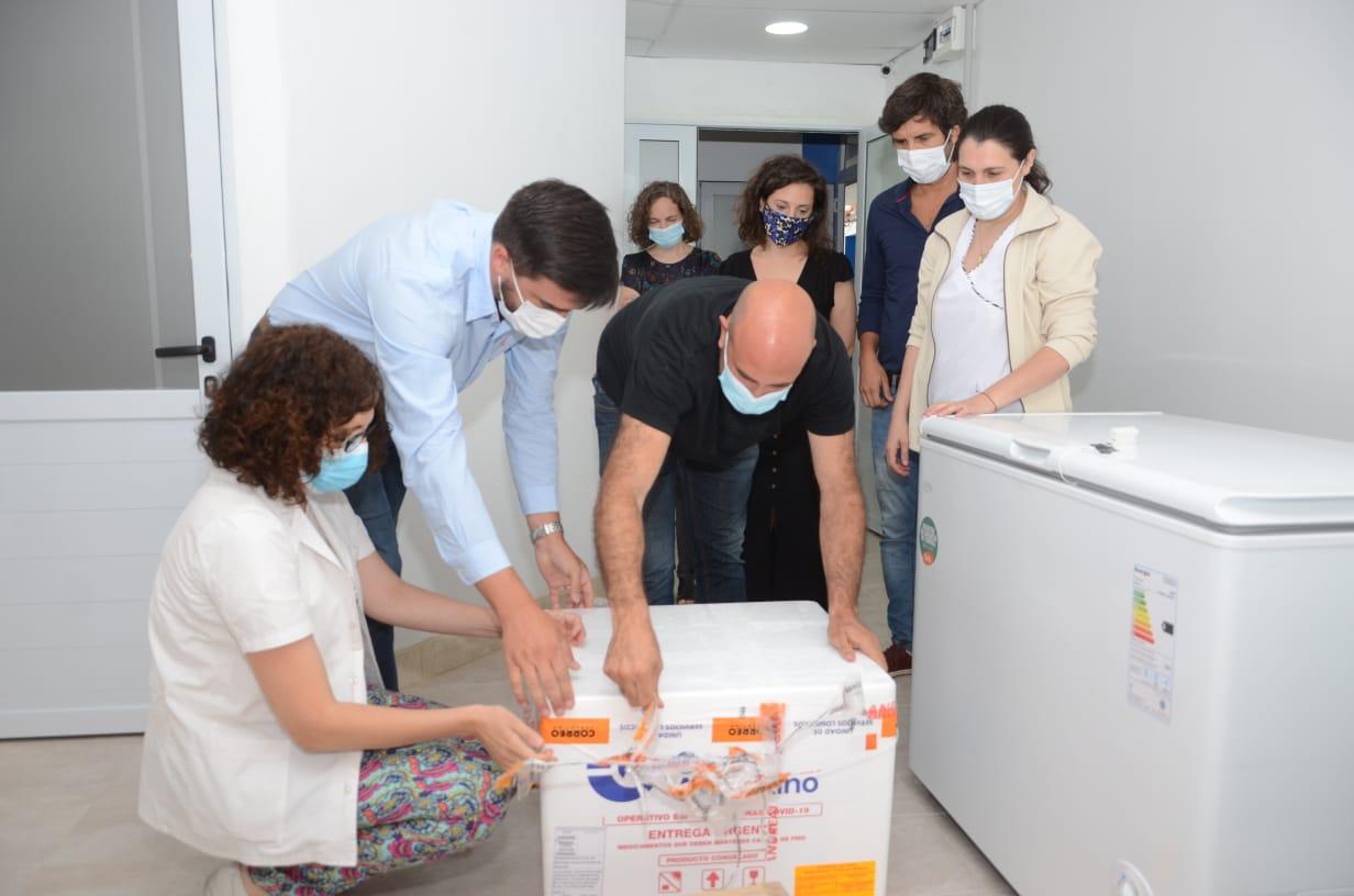 En Olavarría la provincia vacunará en coordinación con la municipalidad