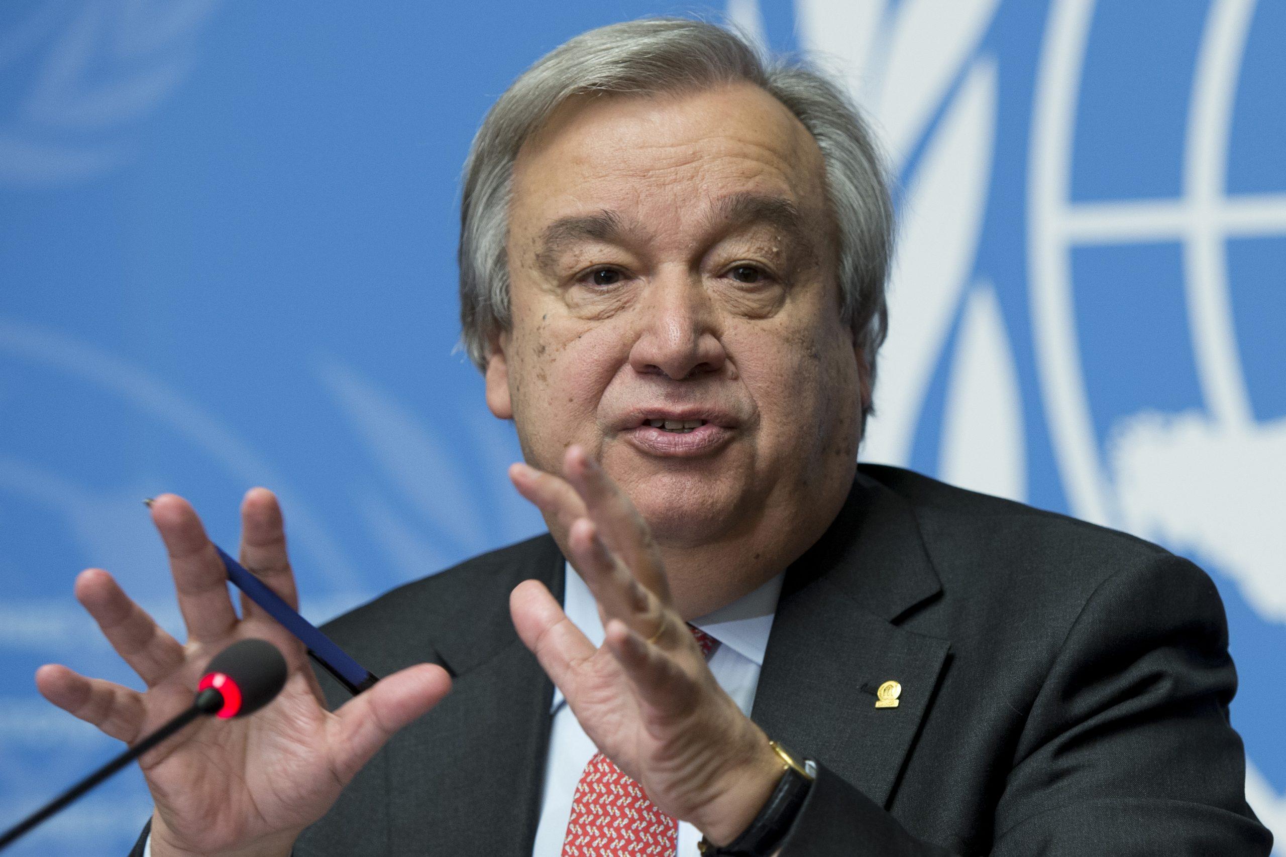 Secretario General de la ONU preocupado por el excesivo poder de pocas redes sociales