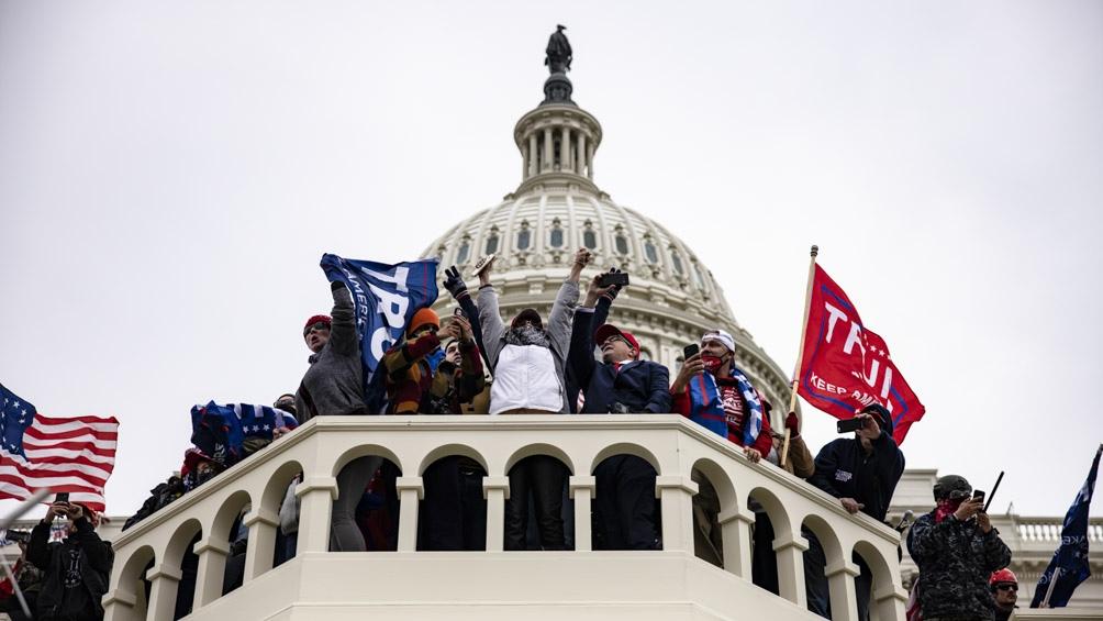 Tras incitar la insurrección contra el Congreso, Trump debe ser destituido de inmediato