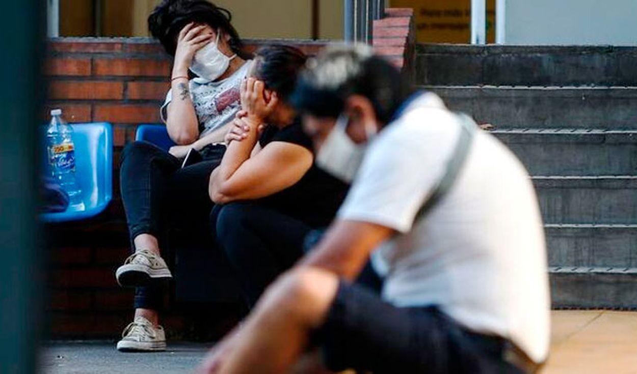 Murieron 152 personas y 8.222 fueron diagnosticadas con coronavirus en el país