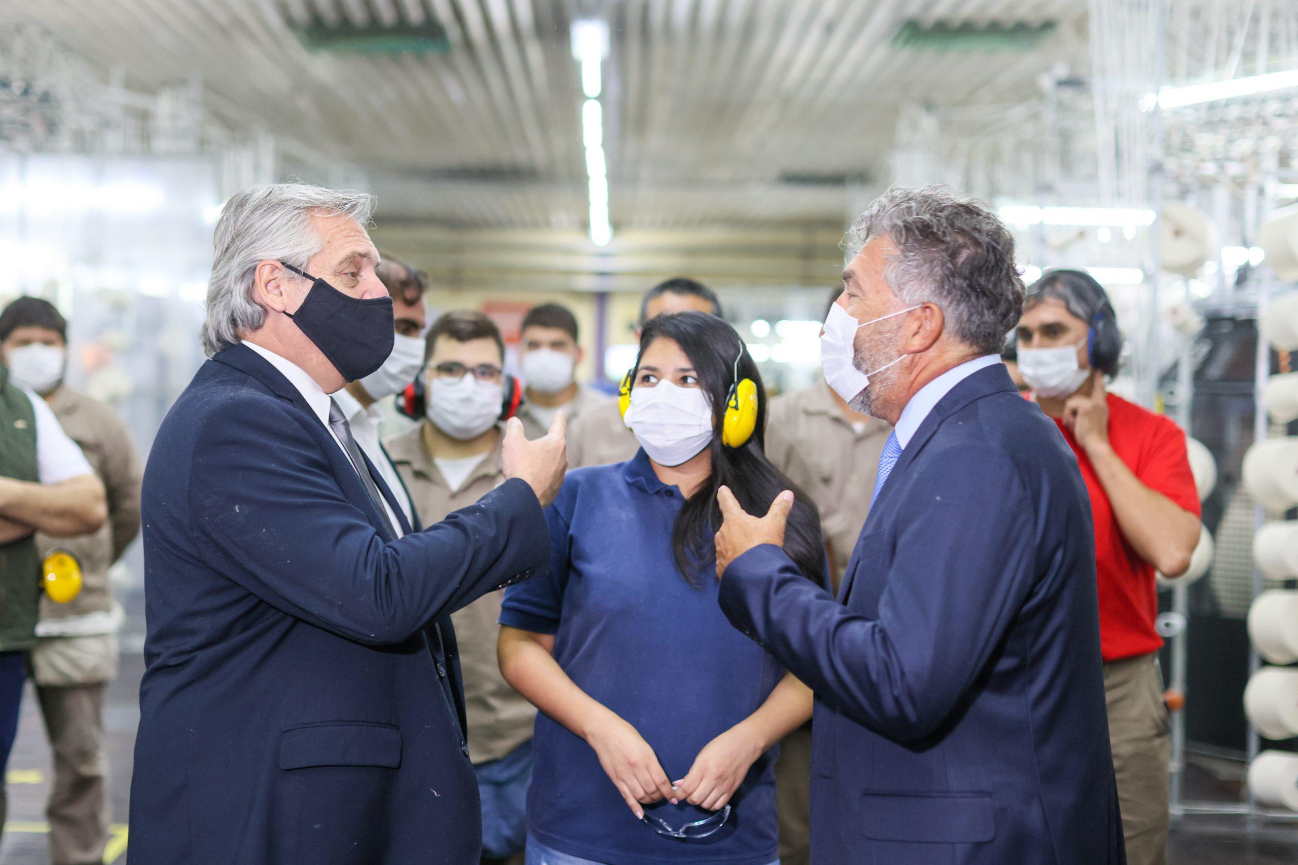 """""""Hay que producir más y cuidar el bolsillo de la gente"""", afirmó el Presidente en Tucumán"""