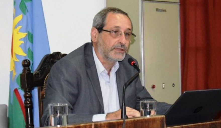 El jefe comunal de Laprida, Pablo Torres, confirmó que positivo de Covid19