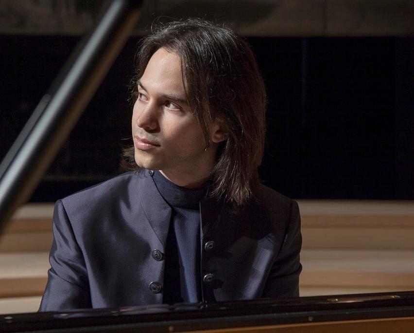Concierto gratuito de Horacio Lavandera en el Auditorium de Mar del Plata