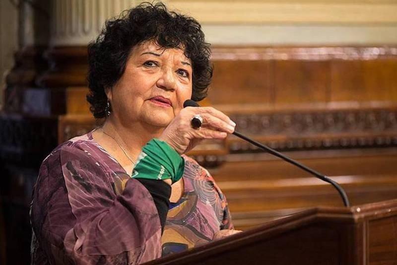 Dora Barrancos advirtió sobre la necesidad de proteger a las mujeres que denuncian violencia de género