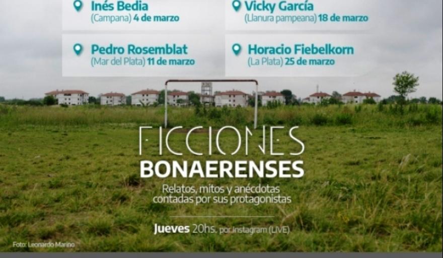 Ficciones Bonaerenses se renueva durante marzo