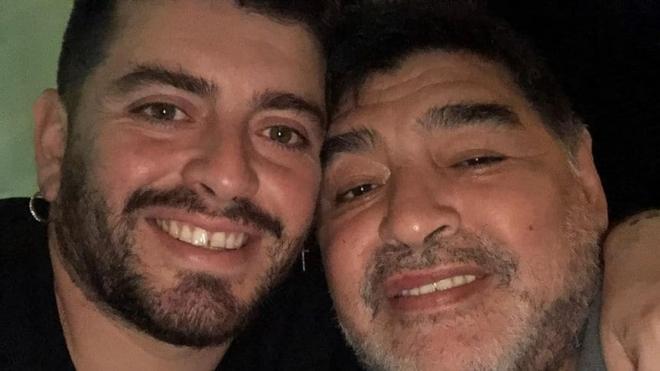 Se otorgará la nacionalidad argentina al hijo italiano de Diego Armando Maradona
