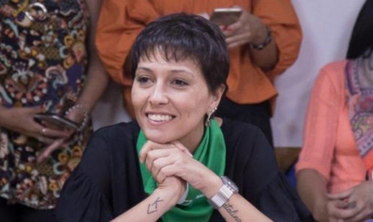 """Mayra Mendoza: """"Necesitamos una reforma  judicial feminista"""""""