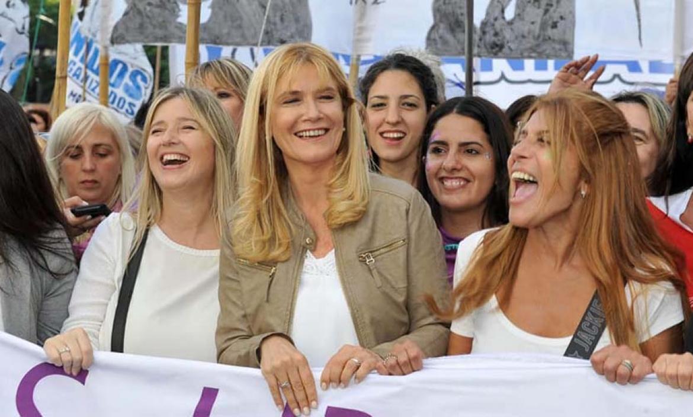 """Verónica Magario: """"Será una política de Estado terminar con la violencia contra las mujeres"""""""
