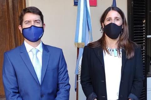 Laura Giosa fue reelecta decana de la Facultad de Derecho de la UNICEN