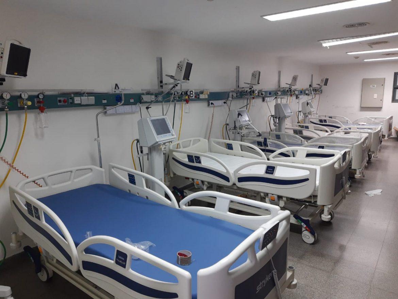 Ante la segunda ola de coronavirus, la Provincia continúa fortaleciendo el sistema de salud