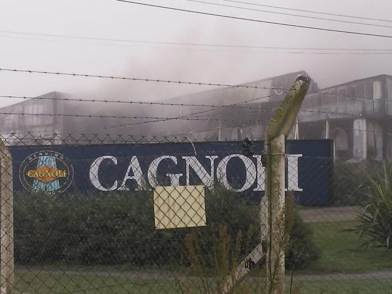 Petrantonio dijo que poner en pie a Cagnoli ya es parte de la agenda