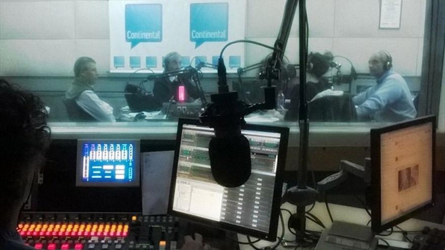 Alerta y asamblea permanente gremial en Radio Continental ante anuncio de despidos y suspensiones