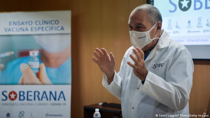 La vacuna cubana contra el coronavirus… ¿es china?