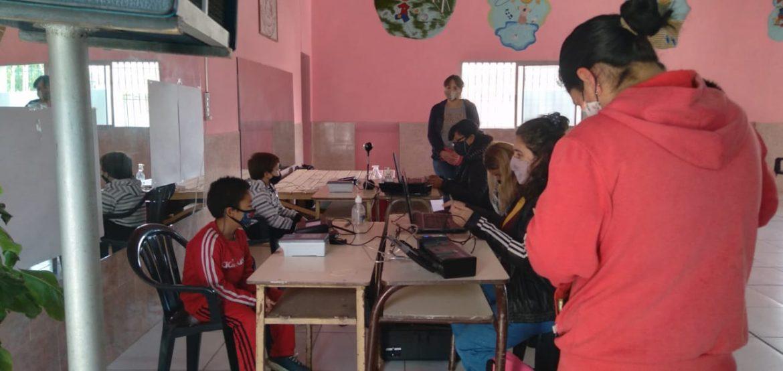 Exitoso operativo de documentación realizado en Cacharí, Chillar Y Azul