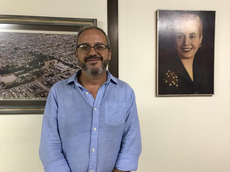 """Juan Riera: """"Hay que disminuir la velocidad de los contagios"""""""