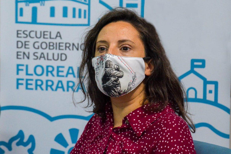 """Leticia Ceriani: """"Sorprende la velocidad de los contagios"""""""