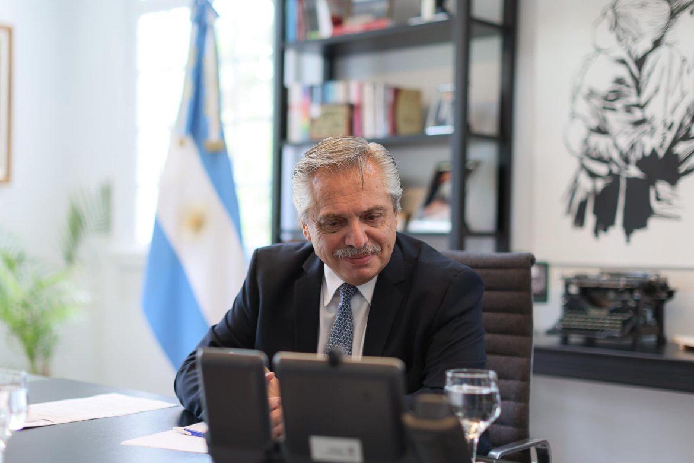 El presidente Alberto Fernández enviará tres proyectos de ley que benefician a veteranos de la guerra de Malvinas