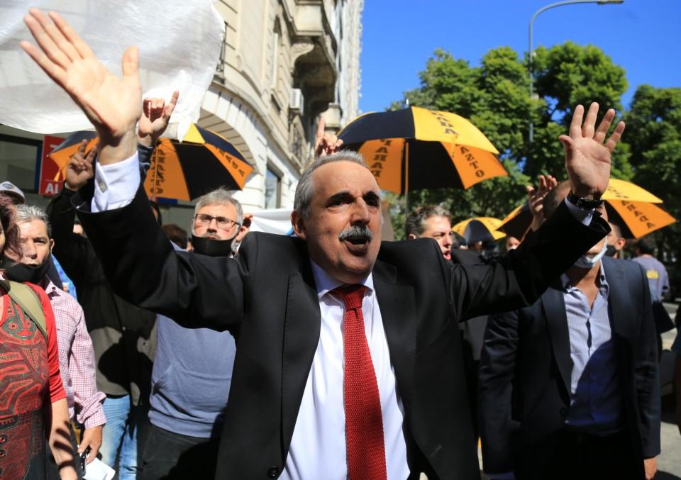Guillermo Moreno convoca a los peronistas a desafiliarse