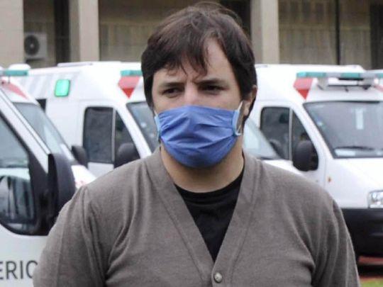 Nicolás Kreplak no descartó que se tomen más medidas si sigue la ola de contagios
