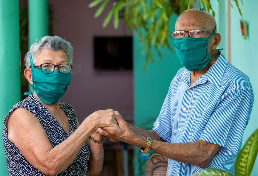 Personas mayores: Una alimentación saludable para enfrentar al Coronavirus