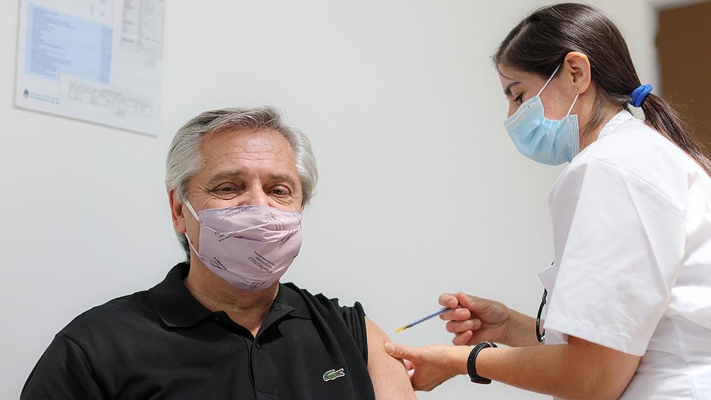 """""""La vacuna tiene un 91,6% de eficacia contra infecciones y un 100% contra casos graves"""""""