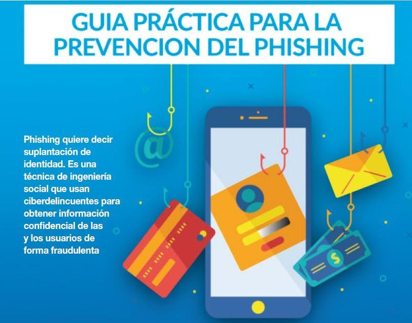 Advierten por el Phishing y la proliferación de estafas virtuales en tiempos de pandemia